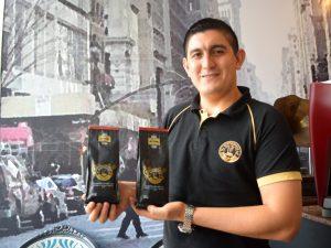 Café peruano galardonado en II Concurso de Cafés Tostados de París