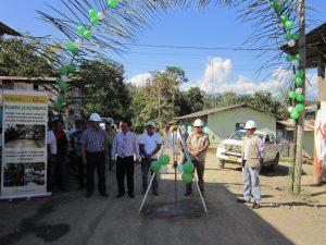 Vraem: Proyecto vial impulsará economía lícita de productores