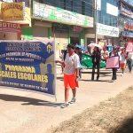 """Tambopata: """"Fiscales Escolares"""" hacen llamado a preservar el medio ambiente"""