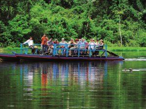 SERNANP promueve negocios turísticos sostenibles en áreas naturales protegidas