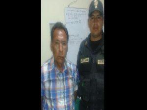 Monzón: Capturan a anciano que violó a menor de edad