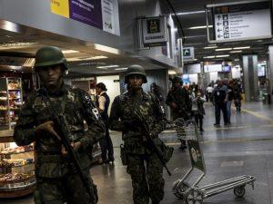 Brasil: Policía arresta a doce sospechosos de terrorismo