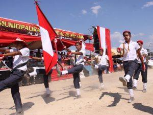 Satipo: Celebran Fiestas Patrias y reafirman compromisos con la democracia