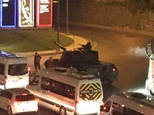 Turquía: Premier Yildirim denuncia intento de Golpe de Estado