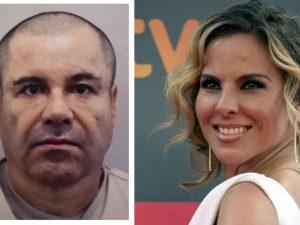 """Kate del Castillo reiteró que no tiene vínculos con """"El Chapo"""""""