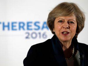 Reino Unido: Theresa May será la nueva primera ministra