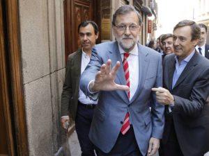 PSOE y Ciudadanos rechazan negociar investidura de Rajoy
