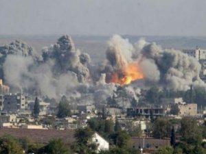 Estados Unidos inicia ataques aéreos contra Estado Islámico en Libia