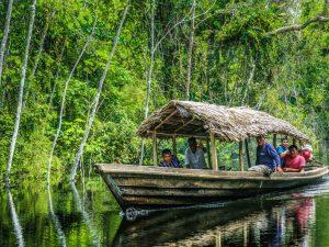 Loreto: Crean Bosque Local en el distrito de Mazán