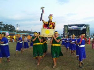 Cusco: Realizaron escenificación del Coca Raymi en Pichari