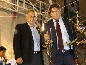 Huánuco: Realizan concurso de bandas musicales de instituciones educativas