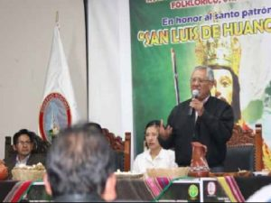 Ayacucho: Realizan lanzamiento de XVIII Feria Agropecuaria de Huancapi