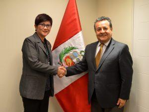 Malasia se interesa en aplicar tecnología para el desarrollo de la selva peruana