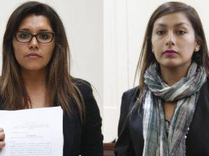OCMA investiga casos de Cindy Contreras y Lady Guillén