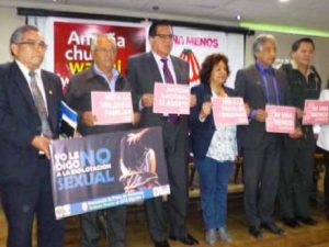 Ayacucho es la segunda región con mayores casos de violencia contra la mujer