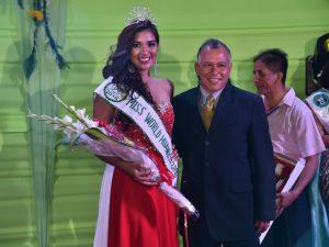 Eligen a ganadora de Miss World Huánuco 2016