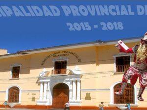 Celebraron aniversario de la ciudad de Huánuco