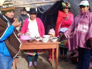 Vraem: Realizan VI Festival Agropecuario de la Papa Nativa en Sivia