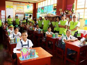 Vraem: Docentes intercambian experiencias de educación ambiental
