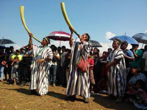 Vraem: Celebraron XXI aniversario de creación política de Pichari
