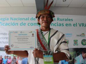 Vraem: Certifican a 350 agricultores como productores de plantones de café y cacao