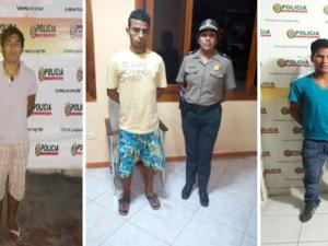 Leoncio Prado: Cuatro requisitoriados son capturados