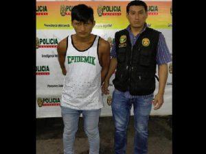 Tingo María: Policía capturó a cuatro sujetos requisitoriados