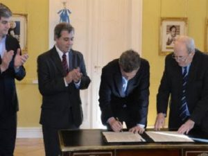 SIP: Presidente argentino reafirma respeto a la libertad de expresión