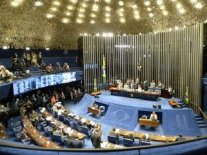 Brasil: Senado inició juicio político contra Dilma Rousseff