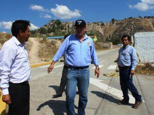 Inspeccionan tramo Ayacucho – Chacco ante ola de accidentes
