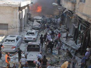 Siria: Al menos 90 personas fallecen tras nuevos enfrentamientos