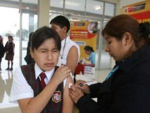 Ministra de Salud supervisará campaña de vacunación contra VPH en Ayacucho