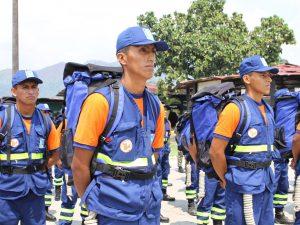 Huánuco: 60 voluntarios se graduaron como brigadistas