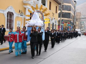 Diresa Huánuco celebró 70 años de vida institucional