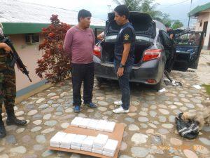 Ayacucho: Policía intervino vehículo que trasladaba droga hacia Andahuaylas