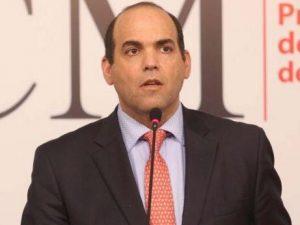 Fernando Zavala expresó su preocupación por predictamen de facultades legislativas