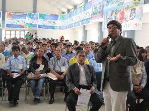 Huánuco: Inauguran IV Encuentro Regional de JASS