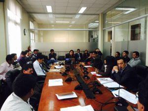 Mesa de Diálogo: Coordinan más proyectos y obras para Huamalíes