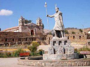 Ayacucho: Declaran patrimonio cultural al monumento arqueológico de Vilcashuamán
