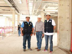Huánuco: Supervisan construcción del nuevo hospital de Tingo María