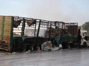 ONU suspende ayuda en Siria tras bombardeo contra convoy humanitario