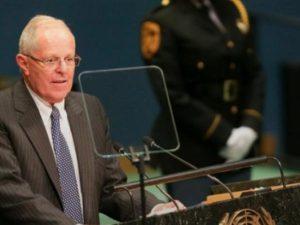 PPK invocó a la cooperación internacional en favor de Venezuela