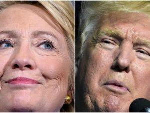 Trump y Clinton se medirán en primer debate presidencial