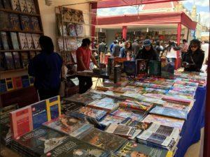 Huancayo desarrolla su Primera Feria Internacional del Libro