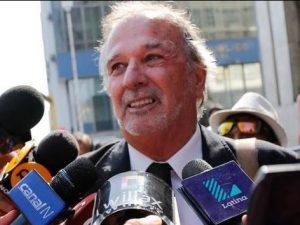 Absuelven a Rafo León por delito de difamación agravada