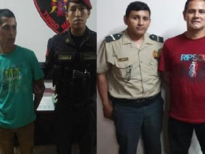 Huánuco: Policía capturó a cinco requisitoriados en Tingo María