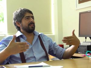 """Santiago Alfaro: """"El registro vocal de Yma Súmac ha sido pocas veces visto en la historia de la música"""""""