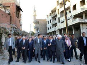 Siria: Se inicia la tregua entre el régimen y los rebeldes sirios