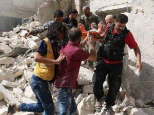 Siria: Ofensiva del régimen causa decenas de muertos en Aleppo