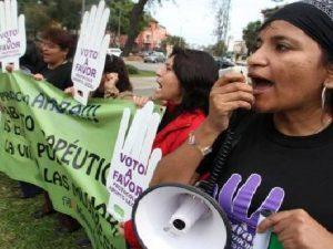Promueven despenalización del aborto en casos de violación